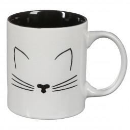 Mug droit chat 35cl