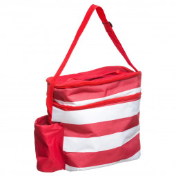Sac isotherme rouge 18L