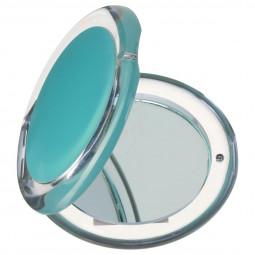 Miroir de poche rond