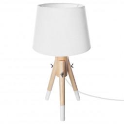 Lampe bois Miry break H46