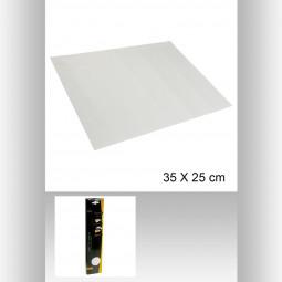 Feuille de cuisson réutilisable 35X45