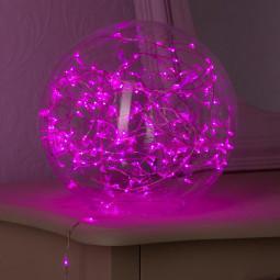 Guirlande lumineuse d'intérieur Copper 40 LED sur 3.90 mètres