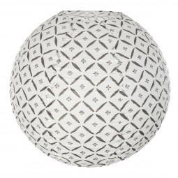 Lanterne Boule décor Ethnik D 45 cm
