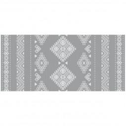 Tapis vinyle ethnique 50x109 cm