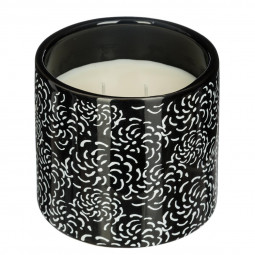 Bougie parfumée céramique etnik 325G