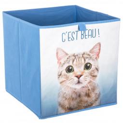 Boîte de rangement animal beau 31X31