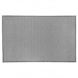 Tapis santiago gris 50X80