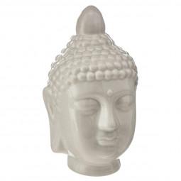 Bouddha en céramique H17