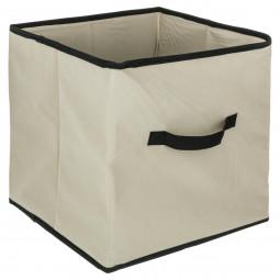Boîte de rangement lin 31X31
