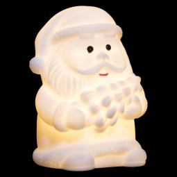 Sujet de Noël lumineux Personnage LED Blanc chaud