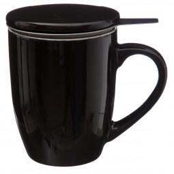 Tisanière noire 32cl