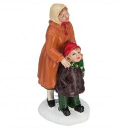 Accessoires pour Village de Noël  Figurine Santon