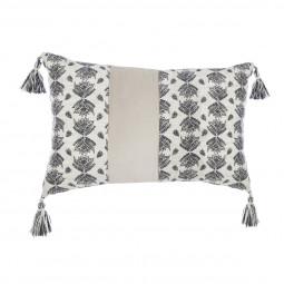 Coussin vent coton motifs 30x50