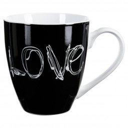 Mug rond love 51cl