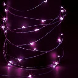 Guirlande lumineuse d'intérieur Copper 100 LED sur 10 Mètres