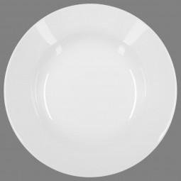 Assiette creuse ronde 20cm