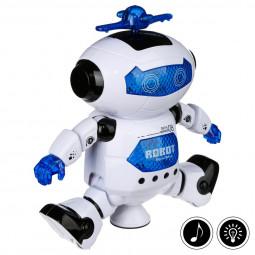 Robot danseur avec son & lumière