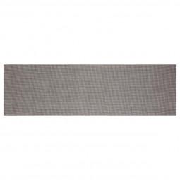 Chemin de table texaline taupe 38 x 140 cm