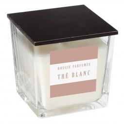Bougie parfumée thé blanc 180g