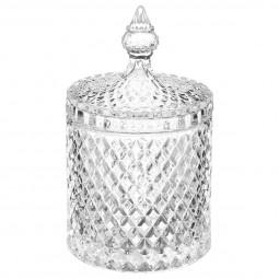 Bonbonnière diamant 18cm