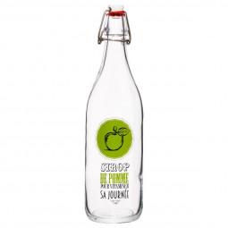 Bouteille à limonade décor fruits 1 l