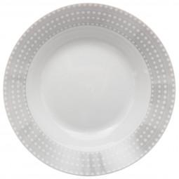 Assiette creuse cali  D20 cm