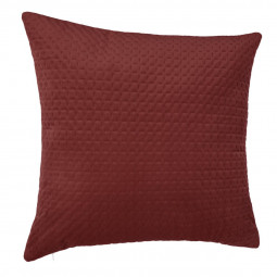 Coussin velours fall grenade 60x60