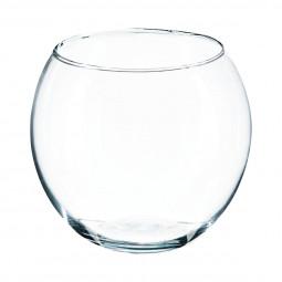 Vase boule transparent D15