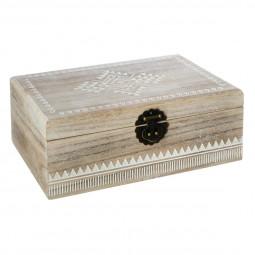 Boîte à bijoux etnik