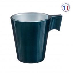 Tasse Irisée Bleu 8 cl