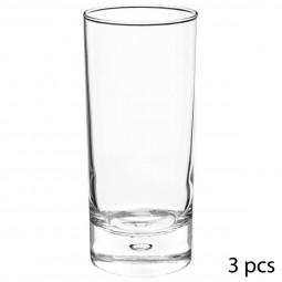 Lot de 3 verres new side 36.5 cl