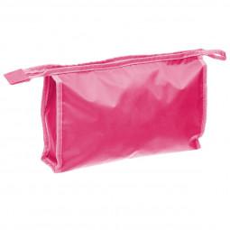 Trousse de toilette basique rose