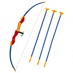 Jeu de Tir à l'Arc avec 3 flèches