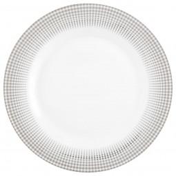 Assiette à dessert silver D 19 cm