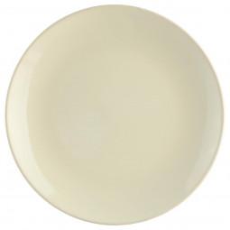 Assiette plate ivoire 26cm