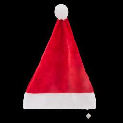 Bonnet de Noël avec Pompon lumineux à LED pour Adulte taille unique Les incontournables