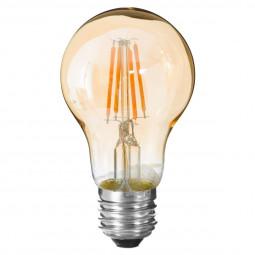 Ampoule LED ambre A60 4W