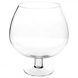 Vase cognac H 24.5 x D22