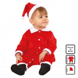 Déguisement de Noël pour Bébé 12 mois Bonnet et Combinaison Les incontournables