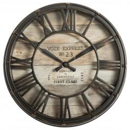 Pendule style vintage D 21 cm