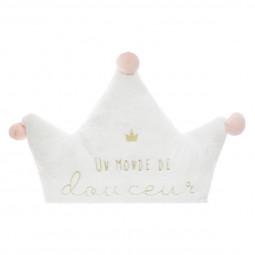 Maxi coussin princesse 80 x 60 cm