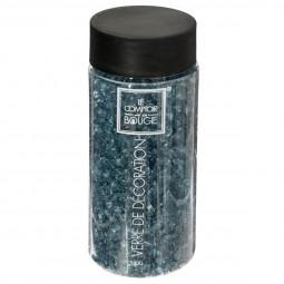Pépite de verre bleu 580 g