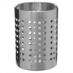 Pot en inox pour grands ustensiles