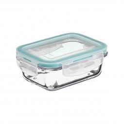 Boîte verre rectangle clipeat 540ML