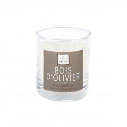 Bougie parfumée  bois d'olivier elea 190g