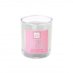 Bougie parfumée rose elea 190g