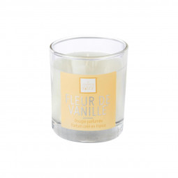Bougie parfumée fleur de vanille elea 190g