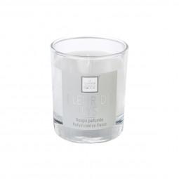Bougie parfumée fleur de lys elea 190g