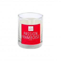 Bougie parfumée passion framboise elea 190g