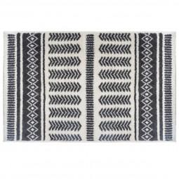 Tapis etnik rayure 120x170 cm
